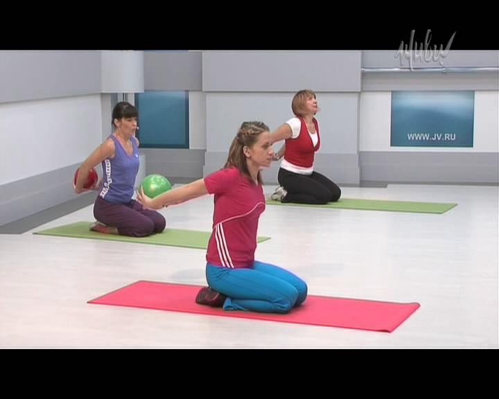 экспресс курс похудения марины корпан видео